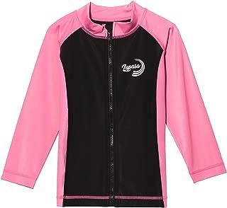 LAPASA Kids' Rash Guard Vest UV Sun Protection UPF +50 Unisex Skin Care Long Sleeve Swimsuit for Boys & Girls K02