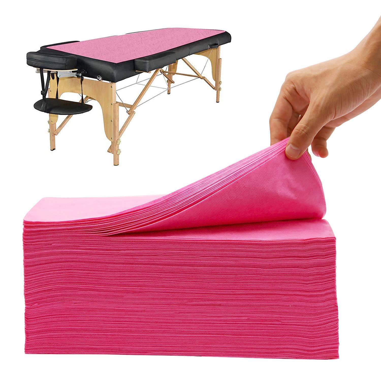 Max 53% OFF Disposable Bed Sheet 60PCS Table Massage Dallas Mall Non Sheets