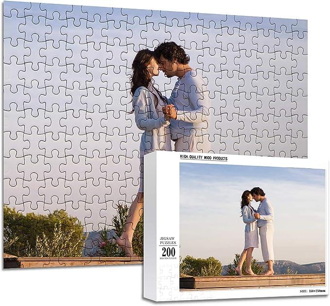 37 opinioni per haellerry Puzzle Personalizzati da Foto 1000 500 300 200 Pezzi Puzzle