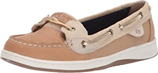 brown boat shoes womens