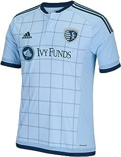 adidas MLS Teen-Boys Replica Short Sleeve Team Jersey