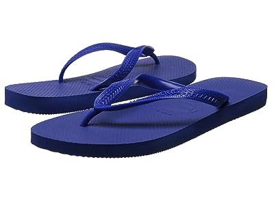 Havaianas Top Flip Flops (Marine Blue) Men