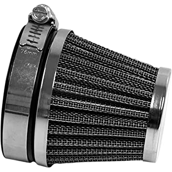 Emgo 12-55760 60mm Clamp-On Air Filter