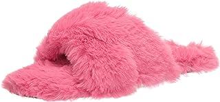 Nine West Women's Cozy Slipper, Pink663, 6