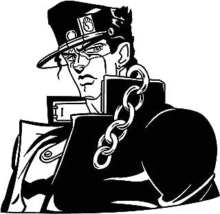JoJo's Bizarre Adventure - Jotaro Kujo Anime - Decal Sticker by SSTS Prints