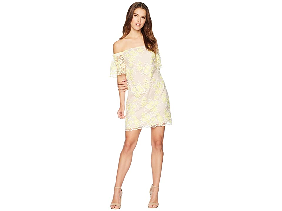 Trina Turk Merengue Dress (Sunshine) Women