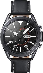 SAMSUNG Galaxy Watch 3 45mm Stainless Steel - Black, SM-R840
