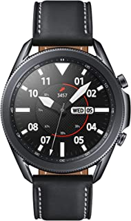 SAMSUNG Galaxy Watch 3 45mm Stainless Steel - Black, SM-R840