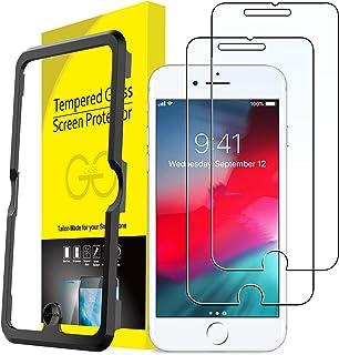 JETech Protector de Pantalla para iPhone 8 Plus, iPhone 7