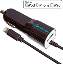 Apple Certified Lightning Car Charger – 3.1a Rapid Power – for iPhone 11 Pro..