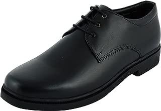 XY HUGO Men's 8821 Black Color Leather Formal Shoes