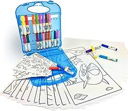 Crayola Color Wonder Mess Free Coloring Kit,  Kids, 3, 4, 5, 6 (Amazon Exclusive)