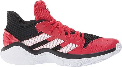 Core Black/Scarlet/Footwear White