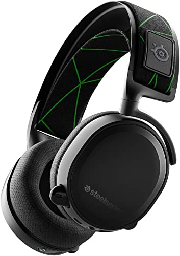 SteelSeries Arctis 7X Wireless - Casque de jeu sans fil 2,4 Ghz sans perte - Pour Xbox Series X et Xbox One - Noir