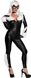 Rubie's Official Ladies Marvel Secret Wishes Black Cat Costume - Medium - UK 12 - 14