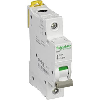 Schneider Electric A9C20132 iCT contacteur 50 Hz 24VCA Blanc 25 A 2NO Acti9