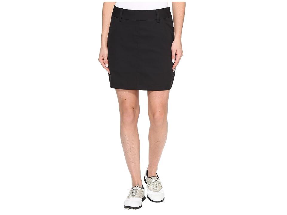 PUMA Golf Pounce Skirt (PUMA Black) Women