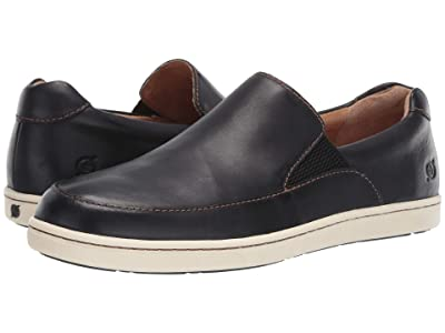 Born Aleksander (Black Full Grain Leather) Men