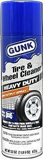 Gunk tire and wheel foam cleaner foaming 124