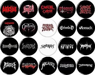 Best death metal back patch Reviews