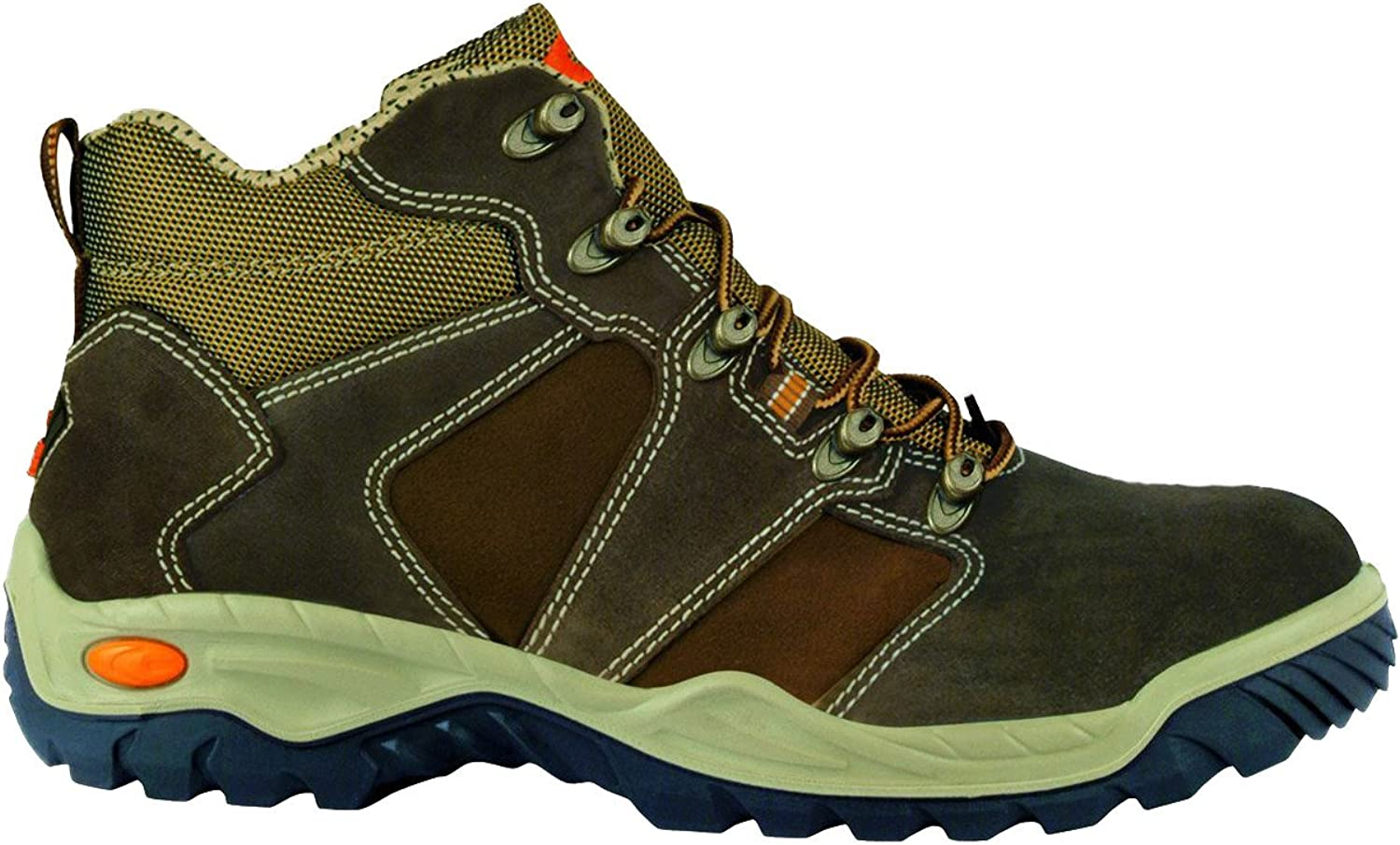 Cofra 75550-003.W47 Safety shoes New Soul S3 SRC Size 47 in Brown