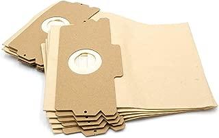 10x Sacchetti di polvere carta per AEG-Electrolux Vampyr CE
