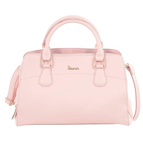 fdf0e8333e3f JAM Womens Poppy Handbag PU Faux Leather Ladies Multiway Crossbody Shoulder  Strap Tote Fashion Bag Magnetic