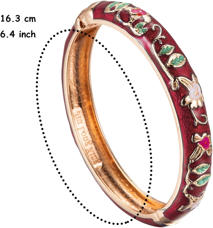 UJOY Fashion Jewelry Adjustable Silver Gold Belt Bracelets Opening Cuff Bangle for Girls Women 7742 Grey