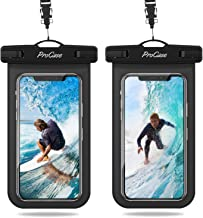 ProCase Universal Waterproof Pouch IPX8 Waterproof Cellphone Dry Bag Underwater Case for iPhone 12 Pro Max 11 Pro Max Xs M...