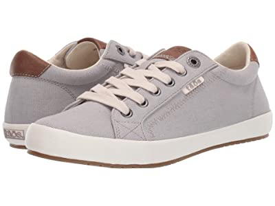 Taos Footwear Star Burst (Grey/Tan) Women