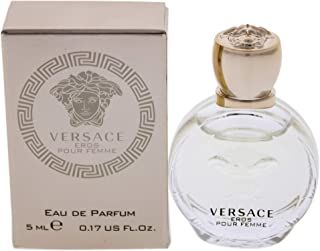 Eros Miniture by Versace for Women - Eau de Parfum, 5ml
