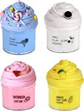 YMDY Slime Kit Party Favors 4 Pack Butter Slime with Candy Slime, Oreo Slime, Watermelon Slime and Pineapple Slime, Super ...