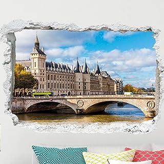 3D Wall Decal Landscape Castle Of The Conciergerie
