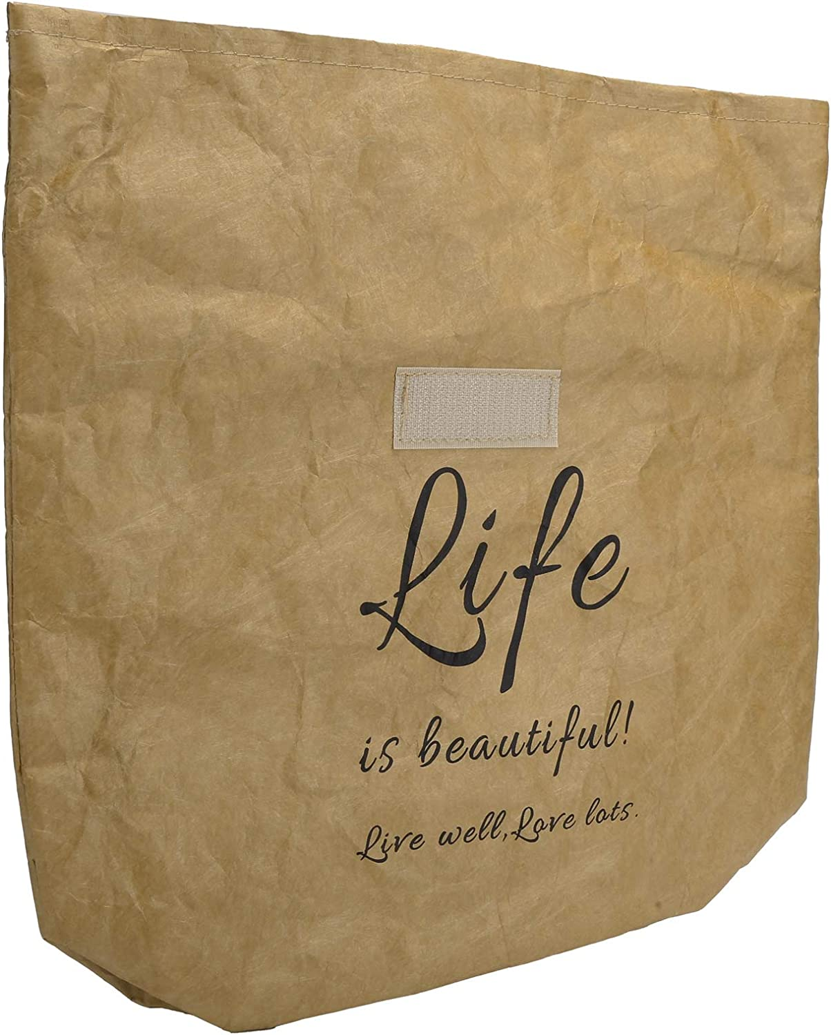Kraft Paper Lunch Bag Reusable New popularity P Max 77% OFF Bags