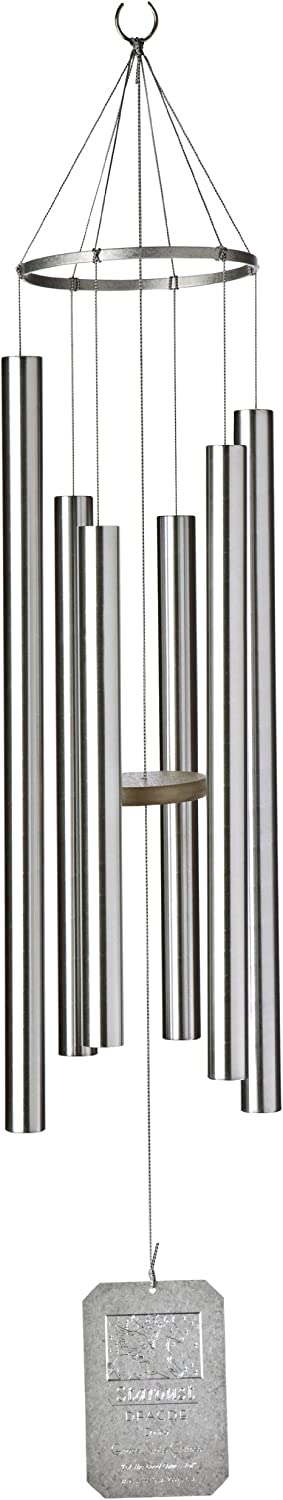 Grace Note Tucson Mall Chimes 4M 42-Inch Daydream Wind Medium low-pricing Summer