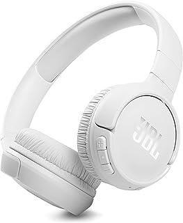 JBL TUNE 510BT Bluetoothヘッドホン 密閉型/最大約40時間連続再生/オンイヤー/USBタイプC充電/マルチポイント ホワイト JBLT510BTWHT 【国内正規品/メーカー1年保証付き】