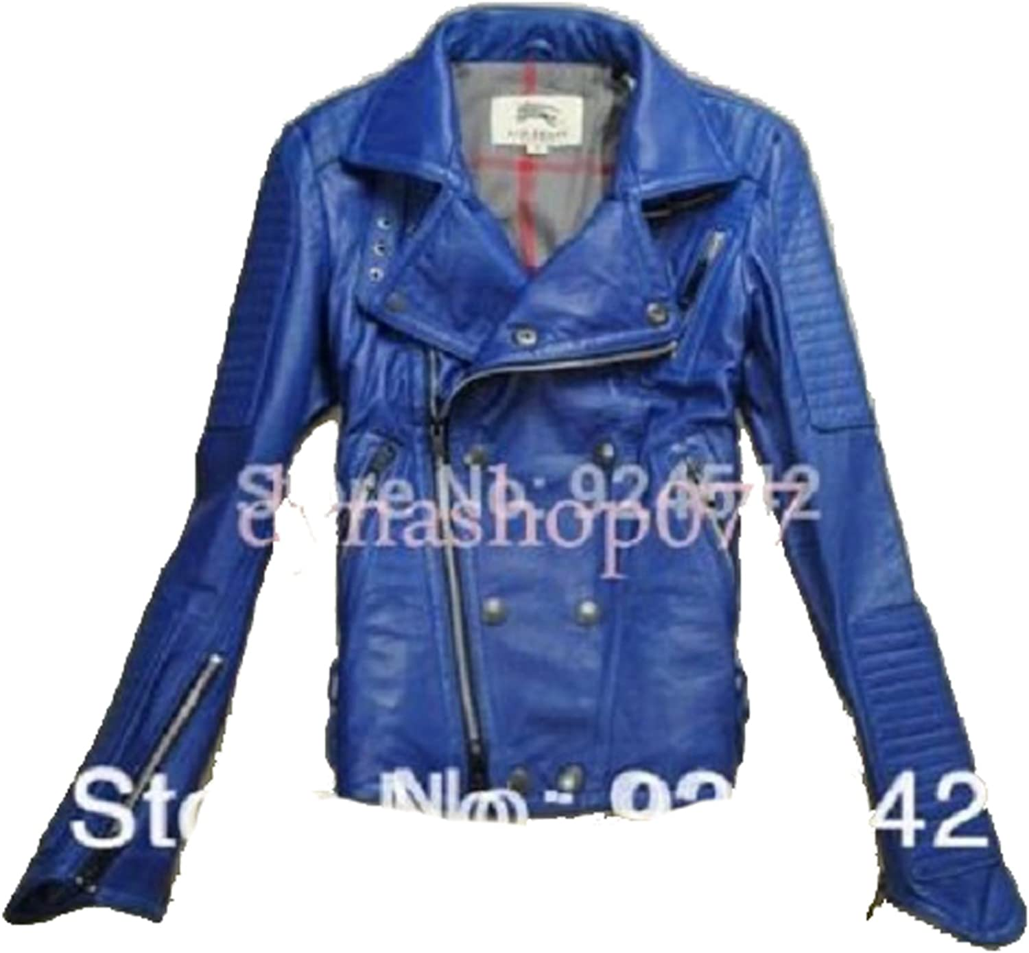 GENUINE SOFT INDIAN LAMBSKIN WOMENS LEATHER JACKET 07
