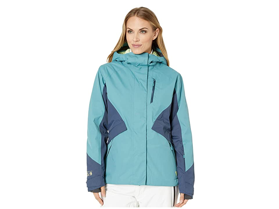 Mountain Hardwear Barnsietm Jacket (Lakeshore Blue) Women