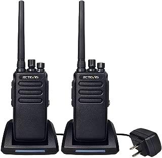 Retevis RT81 2 Way Radios Long Range Waterproof UHF 32CH Group Call VOX Encryption DMR Radio 2200mAh Digital Heavy Duty Walkie Talkies(2 Pack)