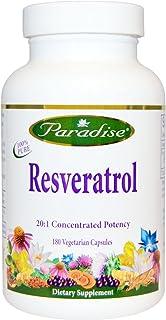 Paradise Herbs Vegetarian Caps Resveratrol