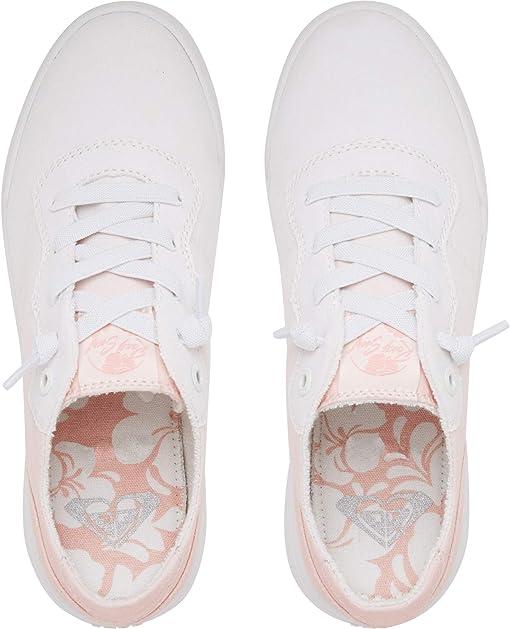White/Light Pink