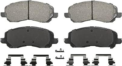 ceramic front brake pads