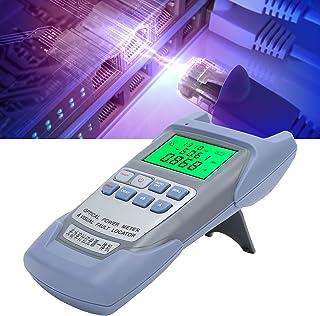Optical Power Meter, Optical Fiber Tester High‑accuracy Red Light Optical Testing Tool for Optical Fiber Communication