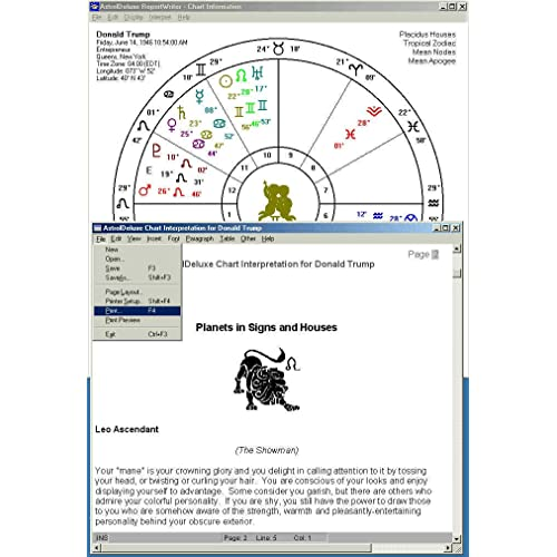 Astrology Software: Amazon com