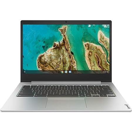 "Lenovo IdeaPad 3 Chromebook - Ordenador Portátil 14"" FullHD (Intel Celeron N4020, 4GB RAM, 64GB eMMC, Intel UHD Graphics 600, Chrome OS), Color Gris - Teclado QWERTY español"
