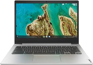 "Lenovo IdeaPad 3 Chromebook - Ordenador Portátil 14"" FullHD (Intel Celeron N4020, 4GB RAM, 64GB eMMC, Intel UHD Graphics 6..."