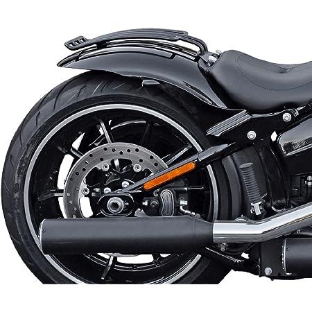 Gepäckträger Für Softail Solositz Speziell Für Heritage Springer Classic Deluxe Breakout Und Fatboy Außer Heritage Springer Harley Davidson Buffalo Bag Auto