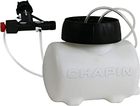Chapin International Chapin 4710 HydroFeed 1-Gallon in-Line Auto-Mix Fertilizer Injector Sy, Translucent