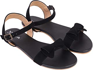 NS STYLE Women's Casual Flat Sandal