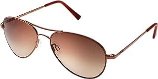 Randolph Amelia Aviator Authentic Sunglasses for Women Non-Polarized 100% UV